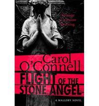 Libro FLIGHT OF THE STONE ANGEL