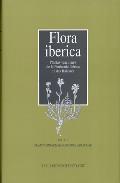 Libro FLORA IBERICA VOL. XIII: PLANTAGINACEAE-SCROPHULARIACEAE