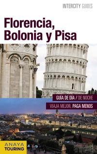 Libro FLORENCIA, BOLONIA Y PISA 2016
