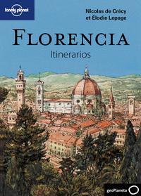 Libro FLORENCIA: ITINERARIOS