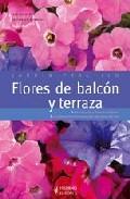 Libro FLORES DE BALCON Y TERRAZA