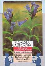 Libro FLORES DE CALIFORNIA II SISTEMA DE ESENCIAS PLURALISTAS
