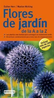 Libro FLORES DE JARDIN DE LA A A LA Z