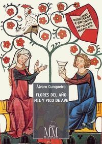 Libro FLORES DEL AÑO MIL Y PICO DE AVE