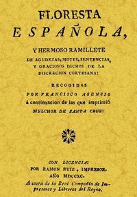 Libro FLORESTA ESPAÑOLA
