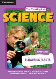 Libro FLOWERING PLANTS FLASHCARDS