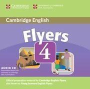 Libro FLYERS 4: AUDIO CD