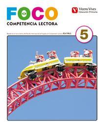 Libro FOCO 5º EDUCACION PRIMARIA LECTURAS COMPRENSION LECTORA  ED 2015