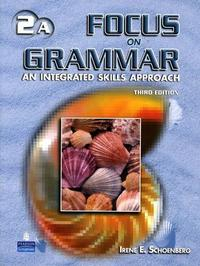 Libro FOCUS ON GRAMMAR 2 STUDENT BOOK A WITH AUDIO CD
