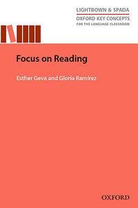 Libro FOCUS ON READING COMPREHENSION