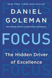 Libro FOCUS: THE HIDDEN DRIVER OF EXCELLENCE