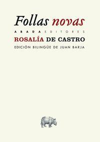 Libro FOLLAS NOVAS