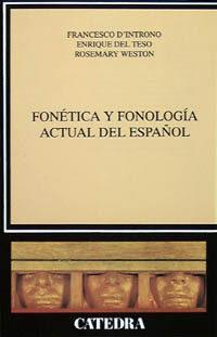 Libro FONETICA Y FONOLOGIA ACTUAL DEL ESPAÑOL