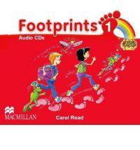 Libro FOOTPRINTS 1 CLASS CD