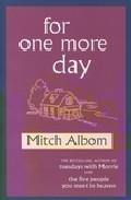 Libro FOR ONE MORE DAY