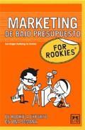 Libro FOR ROOKIES MARKETING DE BAJO PRESUPUESTO
