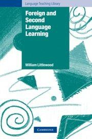 Libro FOREIGN AND SECOND LANGUAGE LEARNING: LANGUAGE ACQUISITION RESEAR CH AND ITS IMPLICATIONS FOR THE CLASSROOM