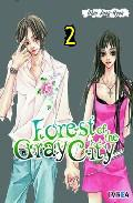 Libro FOREST OF THE GRAY CITY Nº 2