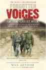 Libro FORGOTTEN VOICES OF THE GREAT WAR