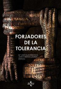 Libro FORJADORES DE LA TOLERANCIA