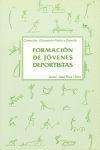 Libro FORMACION DE JOVENES DEPORTISTAS