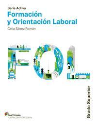 Libro FORMACION Y ORIENTACION GRADO SUPERIOR ED 2015 CASTELLANO