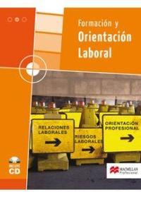 Libro FORMACION Y ORIENTACION LABORAL-FOL + CD