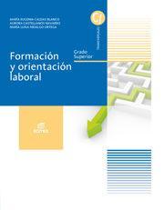 Libro FORMACION Y ORIENTACION LABORALGRADO SUPERIOR