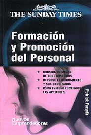 Libro FORMACION Y PROMOCION DEL PERSONAL