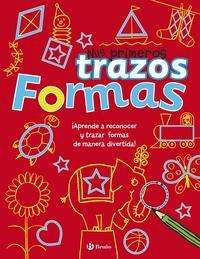 Libro FORMAS - MIS PRIMEROS TRAZOS