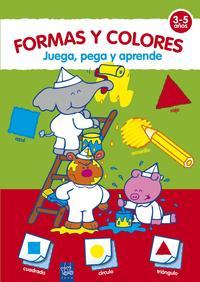 Libro FORMAS Y COLORES