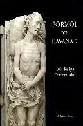 Libro FORMOL CON HAVANA 7