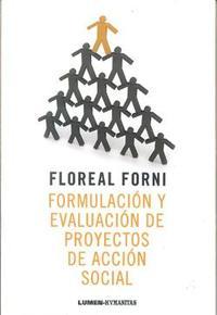 Libro FORMULACION Y EVALUACION DE PROYECTOS DE ACCION SOCIAL