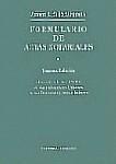Libro FORMULARIO DE ACTAS NOTARIALES