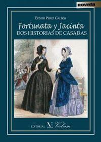 Libro FORTUNATA Y JACINTA