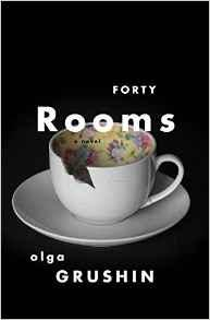 Libro FORTY ROOMS