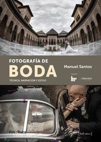 Libro FOTOGRAFÍA DE BODA
