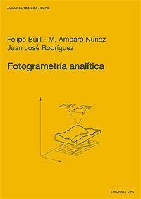 Libro FOTOGRAMETRIA ANALITICA