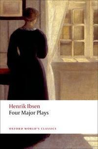 Libro FOUR MAJOR PLAYS: A DOLL S HOUSE; GHOSTS; HEDDA GABLER; THE MASTE R BUILDER