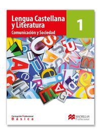 Libro FP BASICA LENGUA 1
