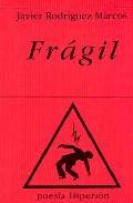 Libro FRAGIL