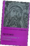 Libro FRAGMENTOS Y POEMAS