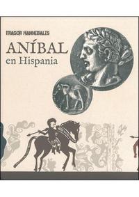 Libro FRAGOR HANNIBALIS, ANIBAL EN HISPANIA