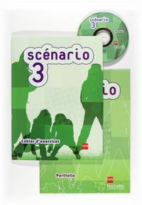 Libro FRANCES - SCENARIO 3 CUADERNO DE EJERCICIOS