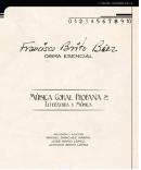 Libro FRANCISCO BRITO BÁEZ, OBRA ESENCIAL