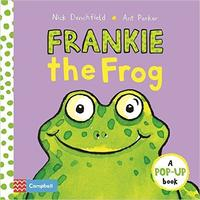 Libro FRANKIE THE FROG