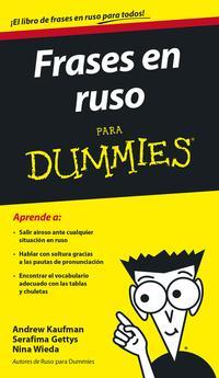 Libro FRASES EN RUSO PARA DUMMIES