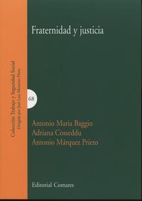 Libro FRATERNIDAD Y JUSTICIA