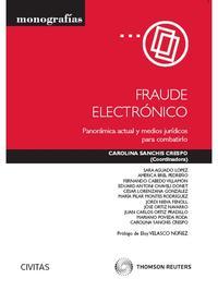 Libro FRAUDE ELECTRONICO