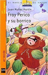 Libro FRAY PERICO Y SU BORRICO